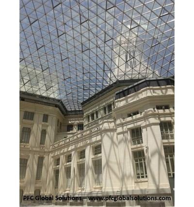 PFC arquitectura galería de cristal j