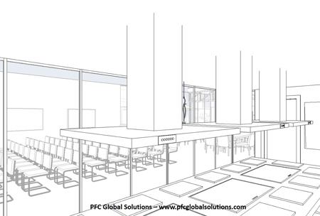 arquitectura 3d pfc