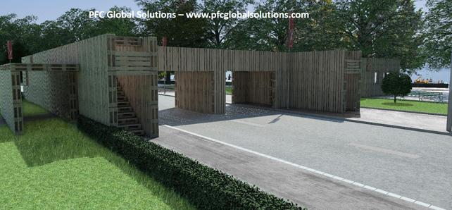 Nuestros trabajos arquitectura 3D pfc 2