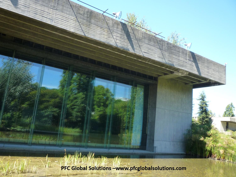PFC arquitectura Gulbenkian F