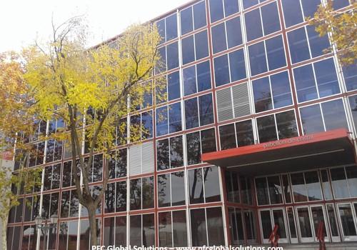 Ideas PFC arquitectura: Pabellón de Cristal de la Casa de Campo